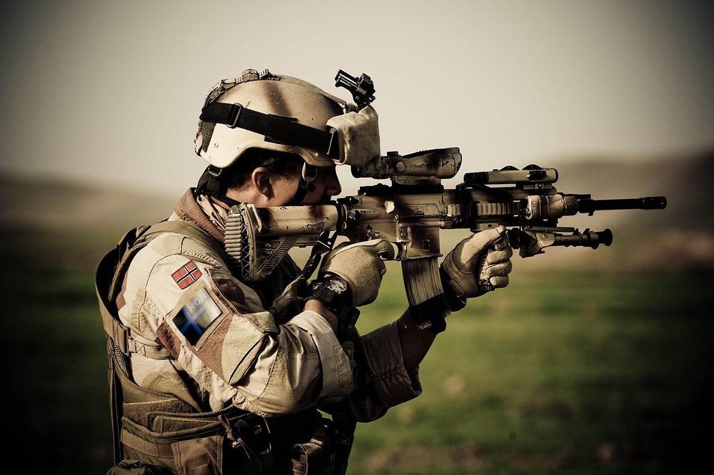 Bí mật khẩu súng kết liễu Osama bin Laden: Đắt xắt ra miếng, không phải ai cũng được dùng! - Ảnh 3.