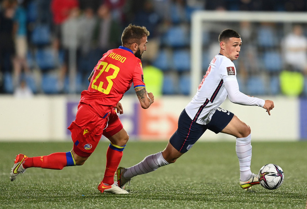 Tuyển Anh hủy diệt tí hon Andorra 5 bàn không gỡ - Ảnh 4.