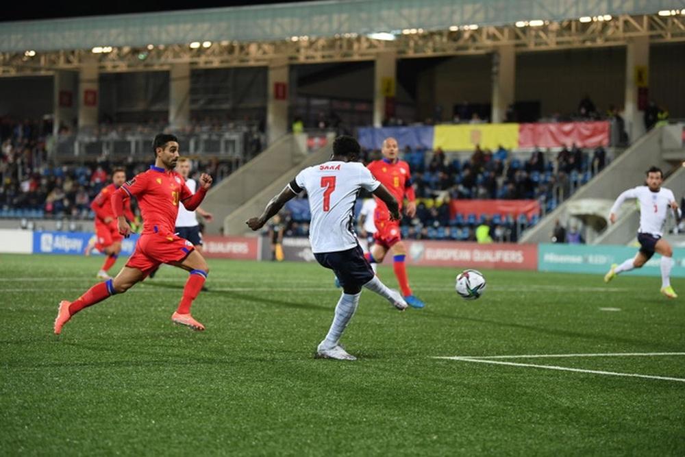 Tuyển Anh hủy diệt tí hon Andorra 5 bàn không gỡ - Ảnh 6.