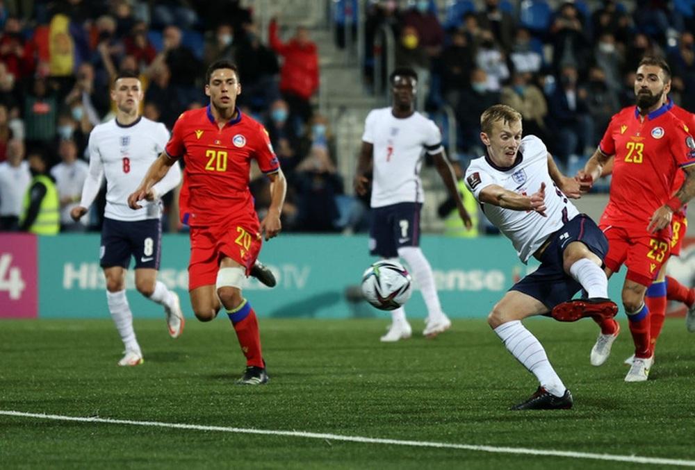 Tuyển Anh hủy diệt tí hon Andorra 5 bàn không gỡ - Ảnh 8.