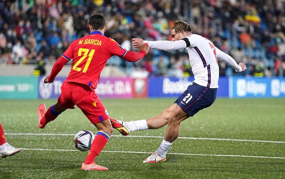 Tuyển Anh hủy diệt tí hon Andorra 5 bàn không gỡ - Ảnh 9.