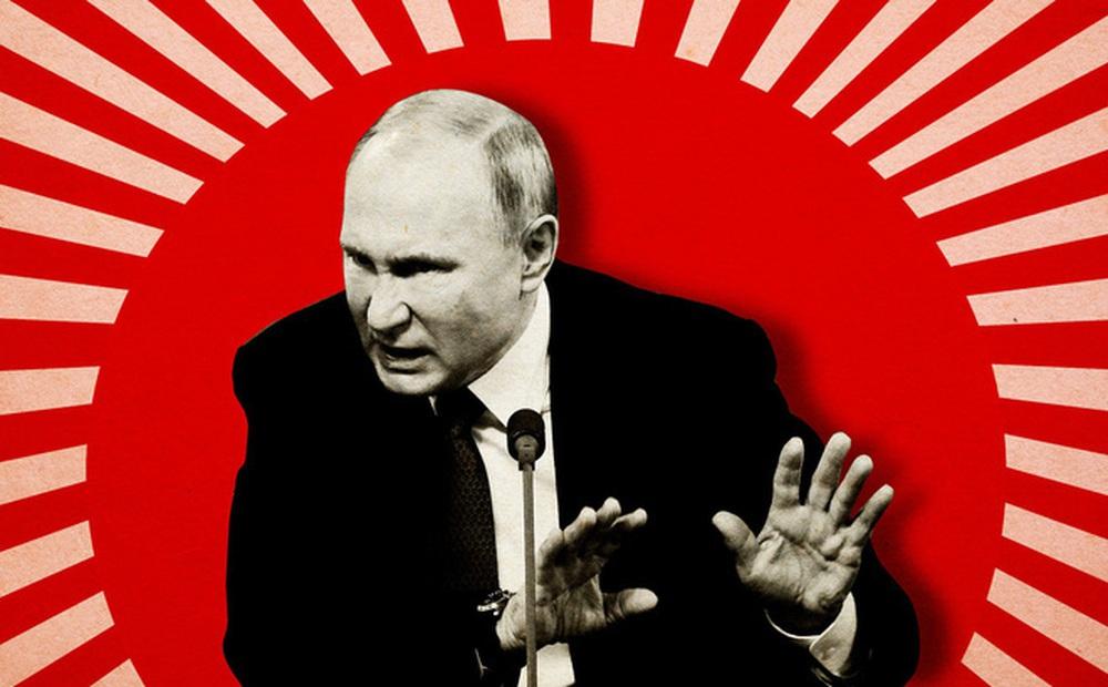 """Tự biến mình thành """"con tin"""" của Nga, châu Âu hối không kịp: Đến TT Putin cũng bất ngờ!"""