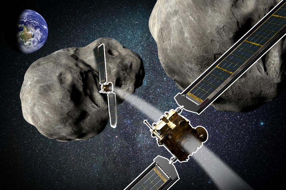 Để bảo vệ Trái đất trước nguy cơ va chạm, NASA tuyên bố sẽ bắn tàu vũ trụ vào một tiểu hành tinh - Ảnh 2.