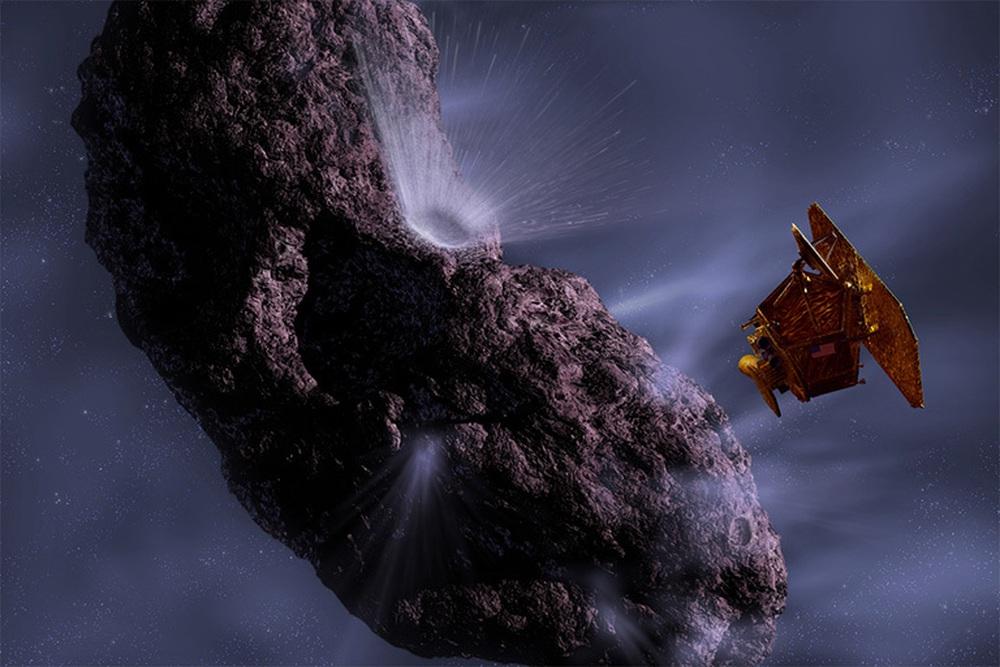 Để bảo vệ Trái đất trước nguy cơ va chạm, NASA tuyên bố sẽ bắn tàu vũ trụ vào một tiểu hành tinh - Ảnh 4.