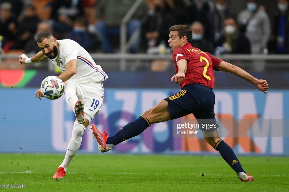 Mbappe ghi bàn thắng ma, Pháp đánh bại Tây Ban Nha để giành ngôi vô địch châu Âu - Ảnh 2.