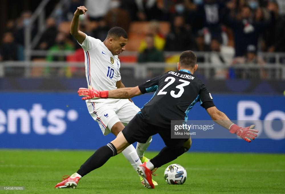 Mbappe ghi bàn thắng ma, Pháp đánh bại Tây Ban Nha để giành ngôi vô địch châu Âu - Ảnh 3.