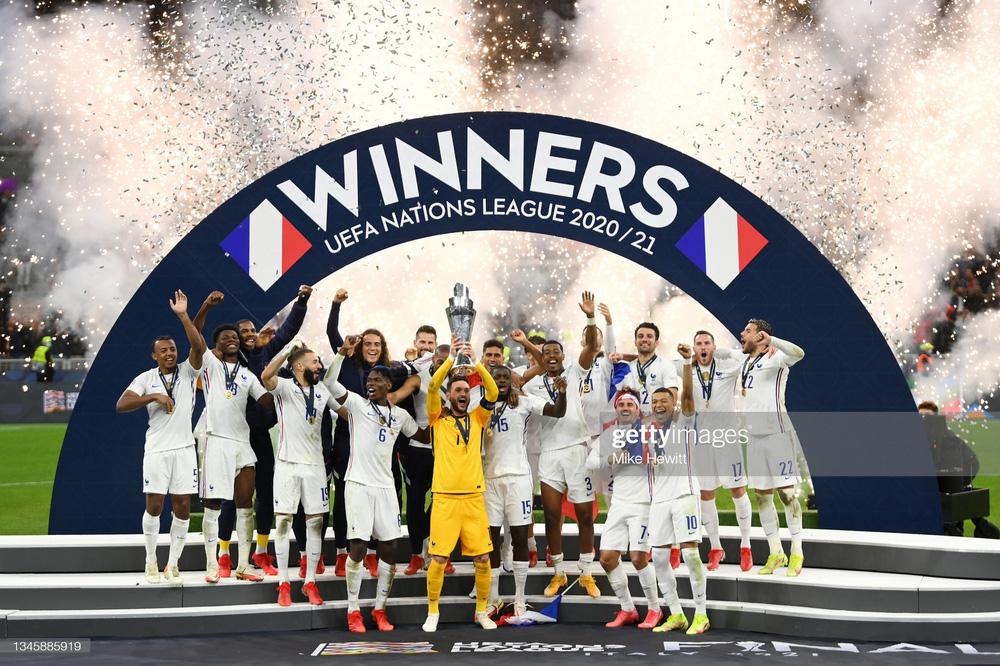 Mbappe ghi bàn thắng ma, Pháp đánh bại Tây Ban Nha để giành ngôi vô địch châu Âu - Ảnh 5.