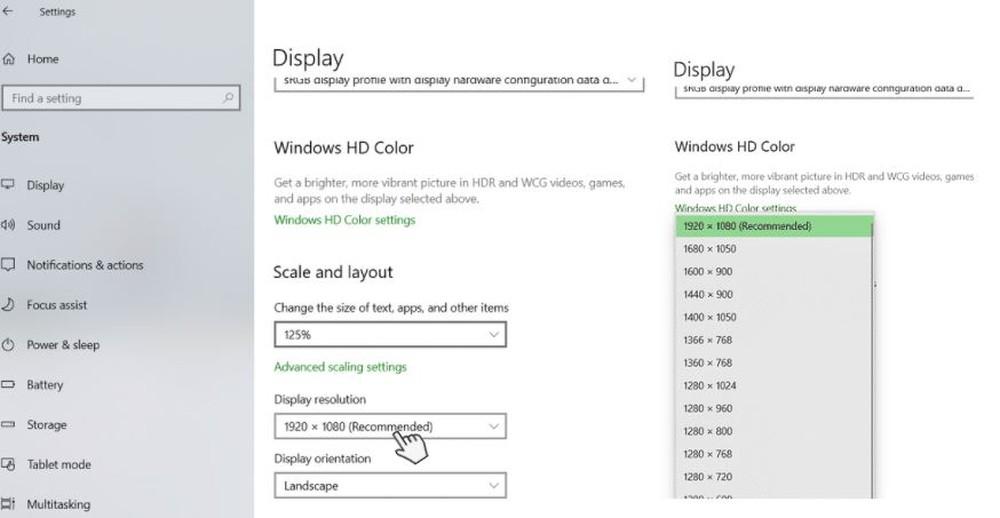 1001 cách phóng to màn hình máy tính win 10, Macbook chi tiết - Ảnh 23.