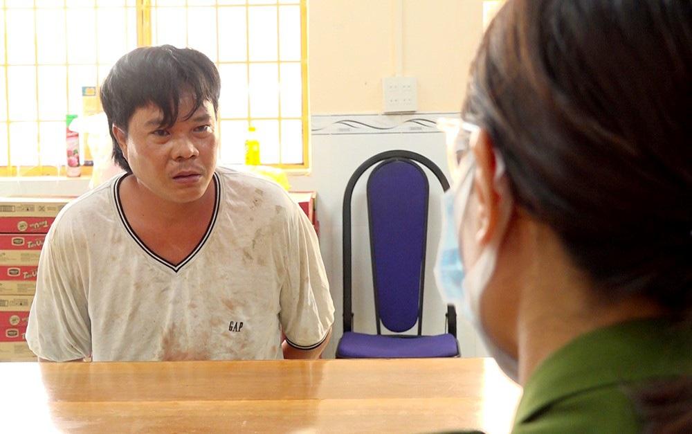 Án mạng kinh hoàng ở An Giang: Đã có 2 người chết - Ảnh 1.