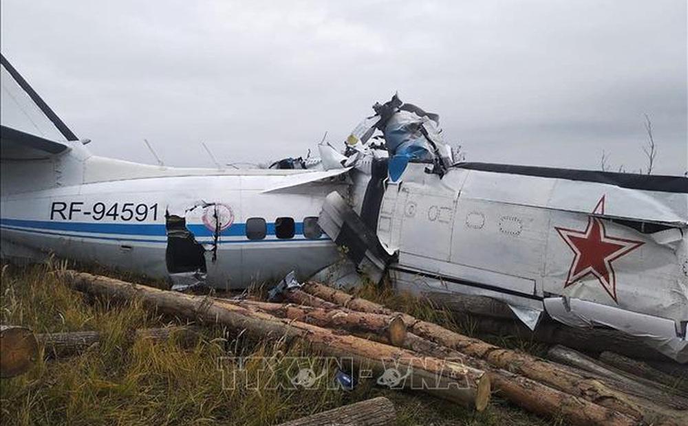 Vụ rơi máy bay tại Nga: Cộng hòa Tatarstan quyết định tổ chức quốc tang