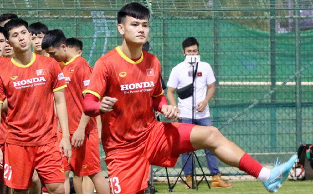 Hồ Tấn Tài: 'ĐT Việt Nam sẽ cố gắng bằng toàn bộ sức lực để mang niềm vui cho người hâm mộ'