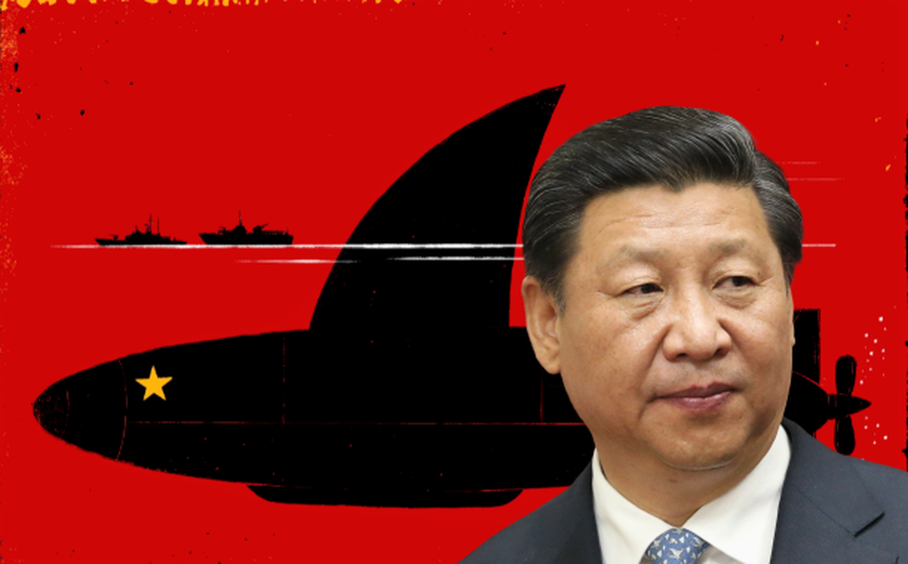 """Trung Quốc bị vây hãm như """"chim trong lồng"""": 4 hướng siết chặt, càng vùng vẫy càng đau đớn!"""