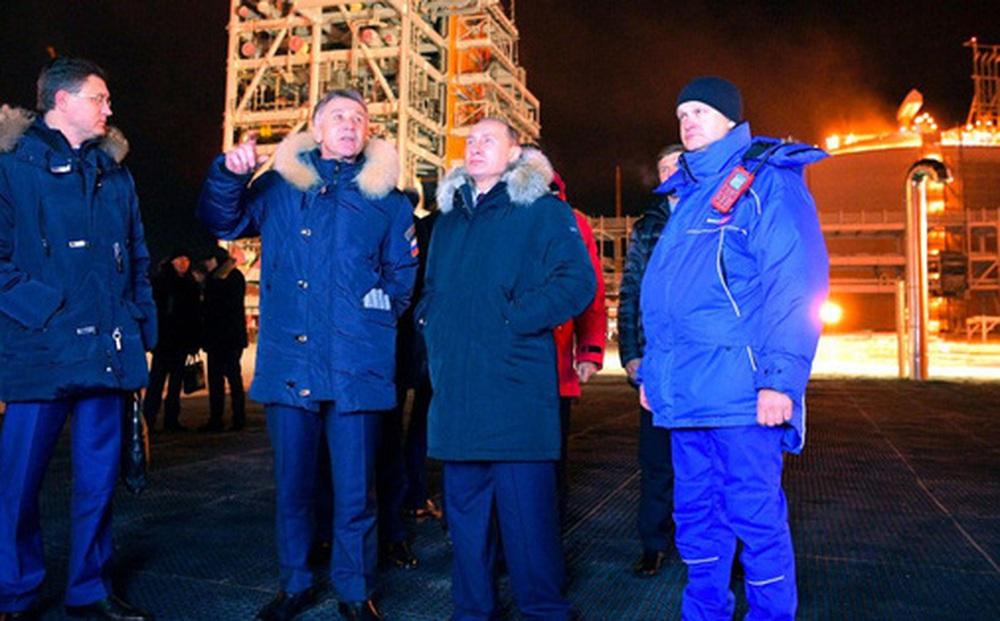 Một công ty được Tổng thống Putin 'chúc phúc' sẽ giúp Nga gia tăng ảnh hưởng với châu Âu nhờ dòng khí đốt từ Bắc Cực