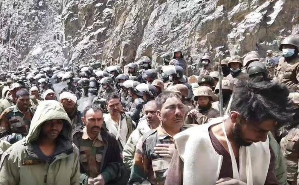 Trung Quốc đánh đập dã man binh sĩ Ấn Độ, nhiều người thâm tím mặt mày: New Delhi phẫn nộ!