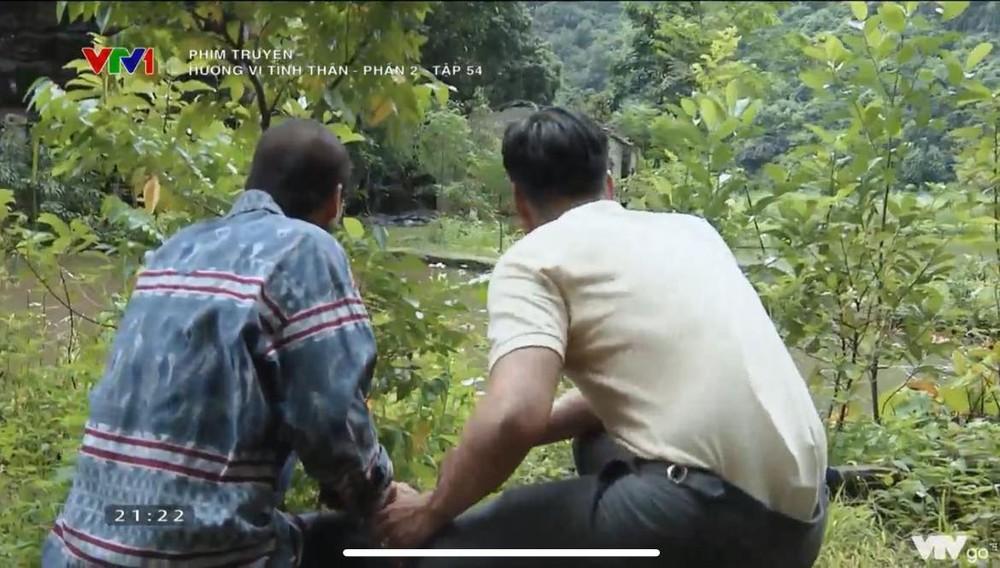 Hương vị tình thân tập 54 phần 2: Ông Sinh và Long đã tìm được Chiến chó - Ảnh 2.