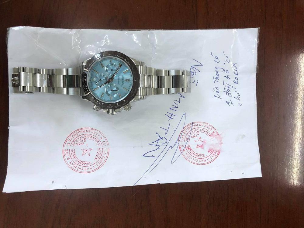 Chân tướng Hoa hậu Lã Kỳ Anh trộm đồng hồ Rolex 2 tỷ của bạn trai quen qua mạng - Ảnh 2.