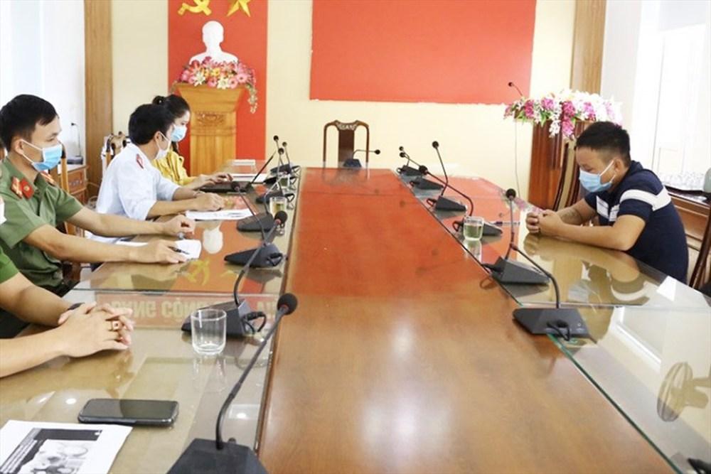 Lên mạng nói Thủy Tiên đút lót  hàng chục tỷ tiền từ thiện, thanh niên ở Hà Tĩnh bị xử phạt  - Ảnh 2.