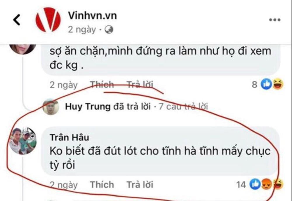 Lên mạng nói Thủy Tiên đút lót  hàng chục tỷ tiền từ thiện, thanh niên ở Hà Tĩnh bị xử phạt  - Ảnh 1.