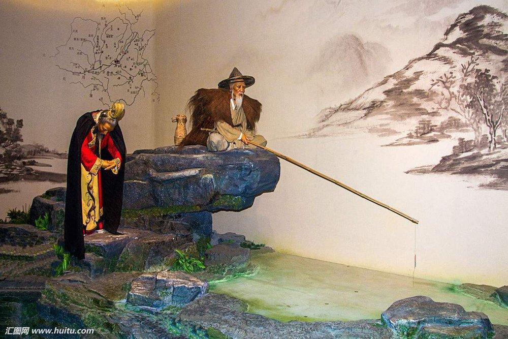 Khương Tử Nha là ai, tiểu sử và sự tích câu cá không lưỡi lạ lùng - Ảnh 3.