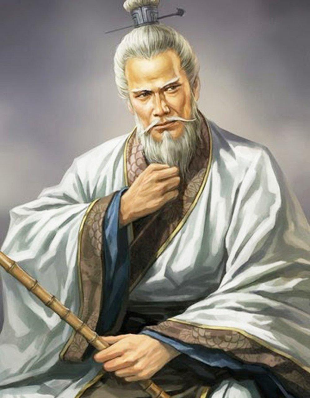 Khương Tử Nha là ai, tiểu sử và sự tích câu cá không lưỡi lạ lùng - Ảnh 1.