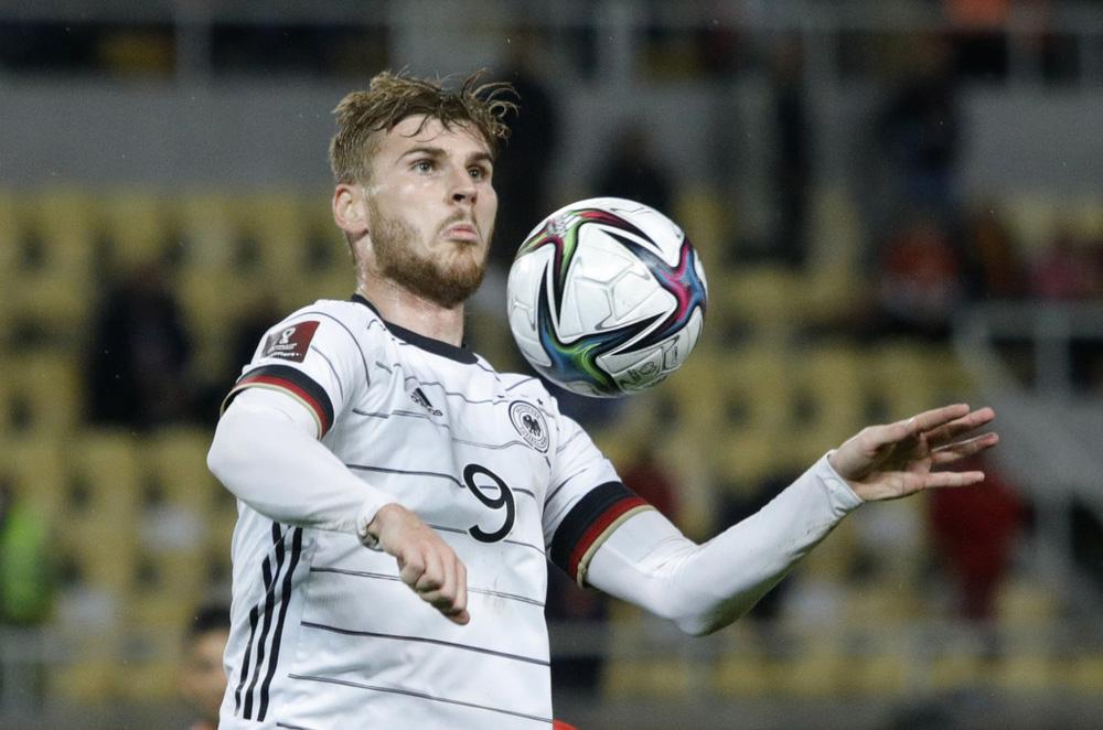 Đức giành vé dự VCK World Cup 2022 sau trận thắng đậm Bắc Macedonia - Ảnh 2.
