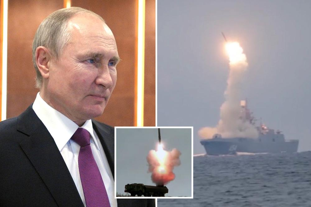 TT Putin và Đại tướng Shoigu lật ngược thế cờ cực nhanh, 11 tàu sân bay Mỹ có thể hứng đòn hủy diệt bất cứ lúc nào - Ảnh 3.