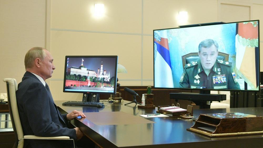 TT Putin và Đại tướng Shoigu lật ngược thế cờ cực nhanh, 11 tàu sân bay Mỹ có thể hứng đòn hủy diệt bất cứ lúc nào - Ảnh 5.