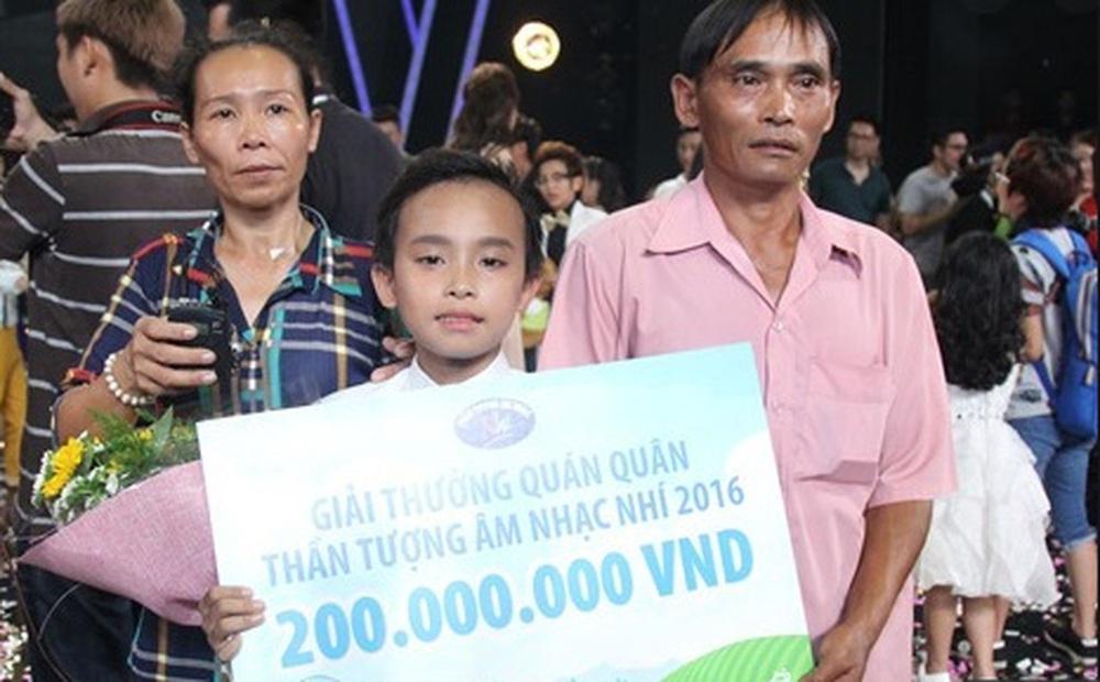 Vietnam Idol Kids bất ngờ thông báo về chuyện tiền bạc, đời tư của Hồ Văn Cường