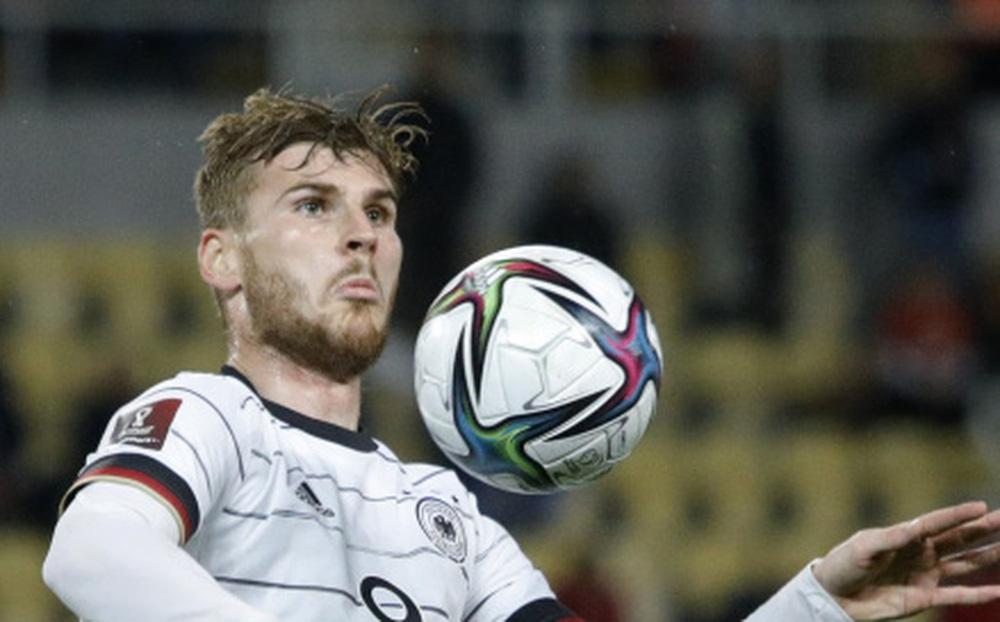 Đức giành vé dự VCK World Cup 2022 sau trận thắng đậm Bắc Macedonia