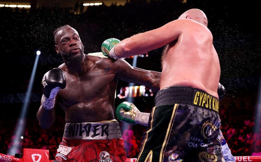 Tyson Fury nói về pha knock-out Deontay Wilder: Cú đấm đó đủ để khiến đối thủ phải giải nghệ