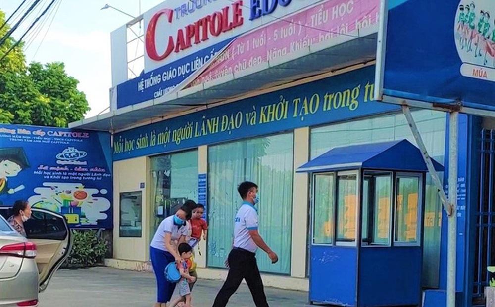 Hà Nội: Xử phạt 60 triệu đồng trường học tự ý mở cửa đón học sinh