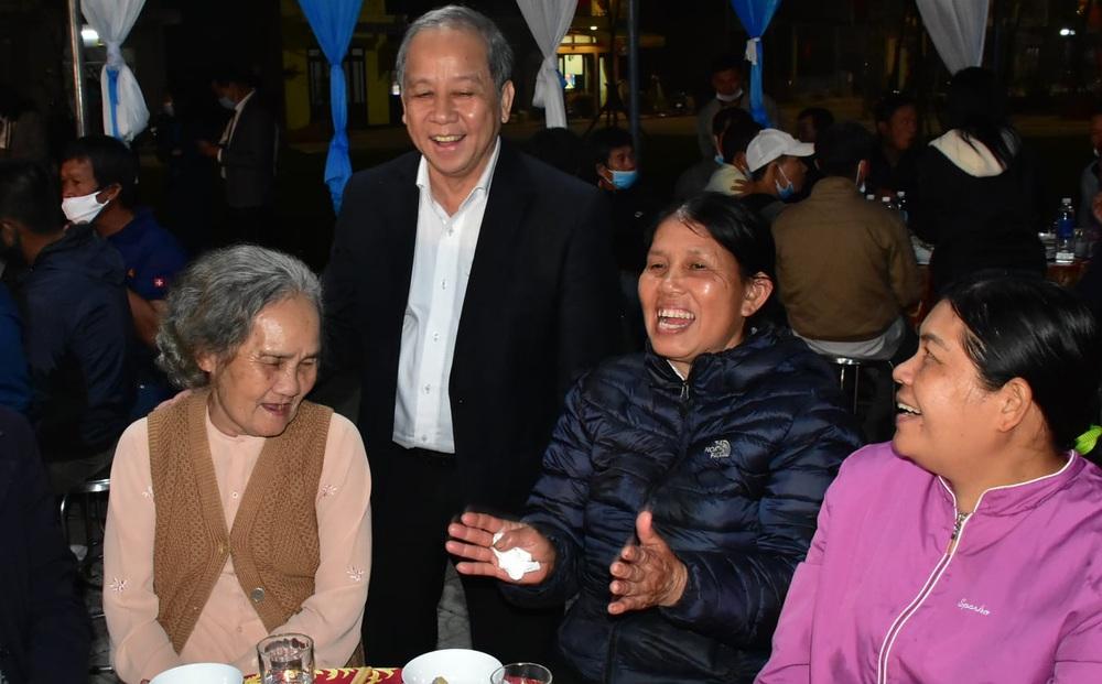 """Bị nêu 18 tháng không tiếp dân, ông Phan Ngọc Thọ: """"Chủ tịch tỉnh không tiếp dân mình thì tiếp ai?"""""""