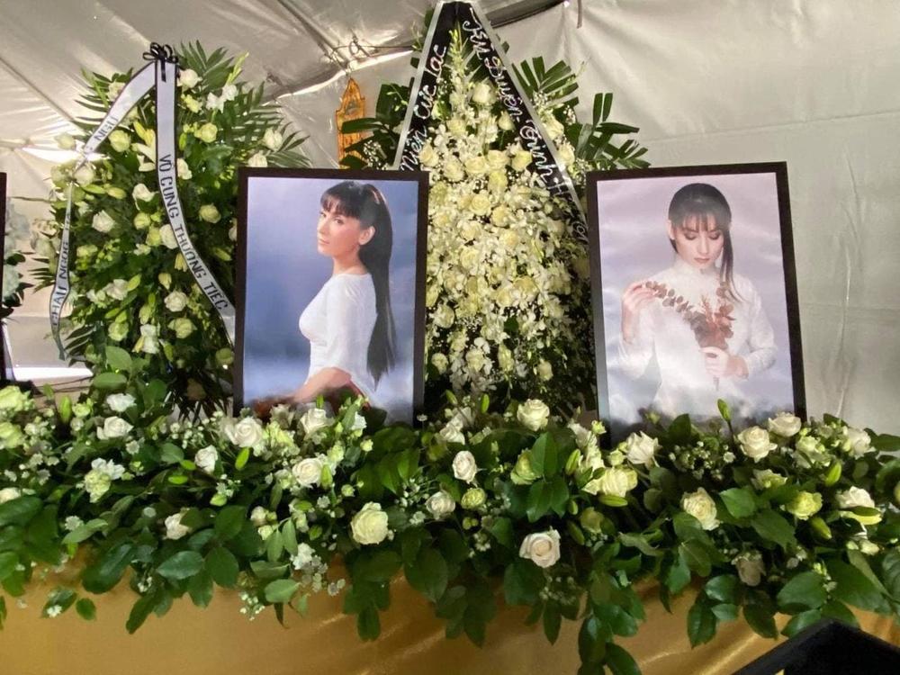 Việt Hương làm điều cực xúc động trong tang lễ Phi Nhung - Ảnh 5.