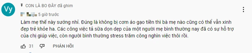 Bị mỉa mai làm mẹ thế này sướng nhỉ, hot mom Hòa Minzy đáp trả thẳng thắn: Mẹ Bo cũng không rảnh rang đâu! - Ảnh 2.