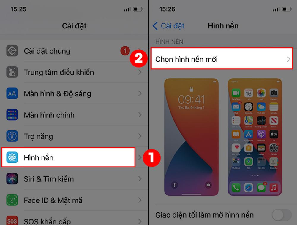 5 Cách đặt video làm hình nền điện thoại iPhone cực độc và đẹp - Ảnh 2.