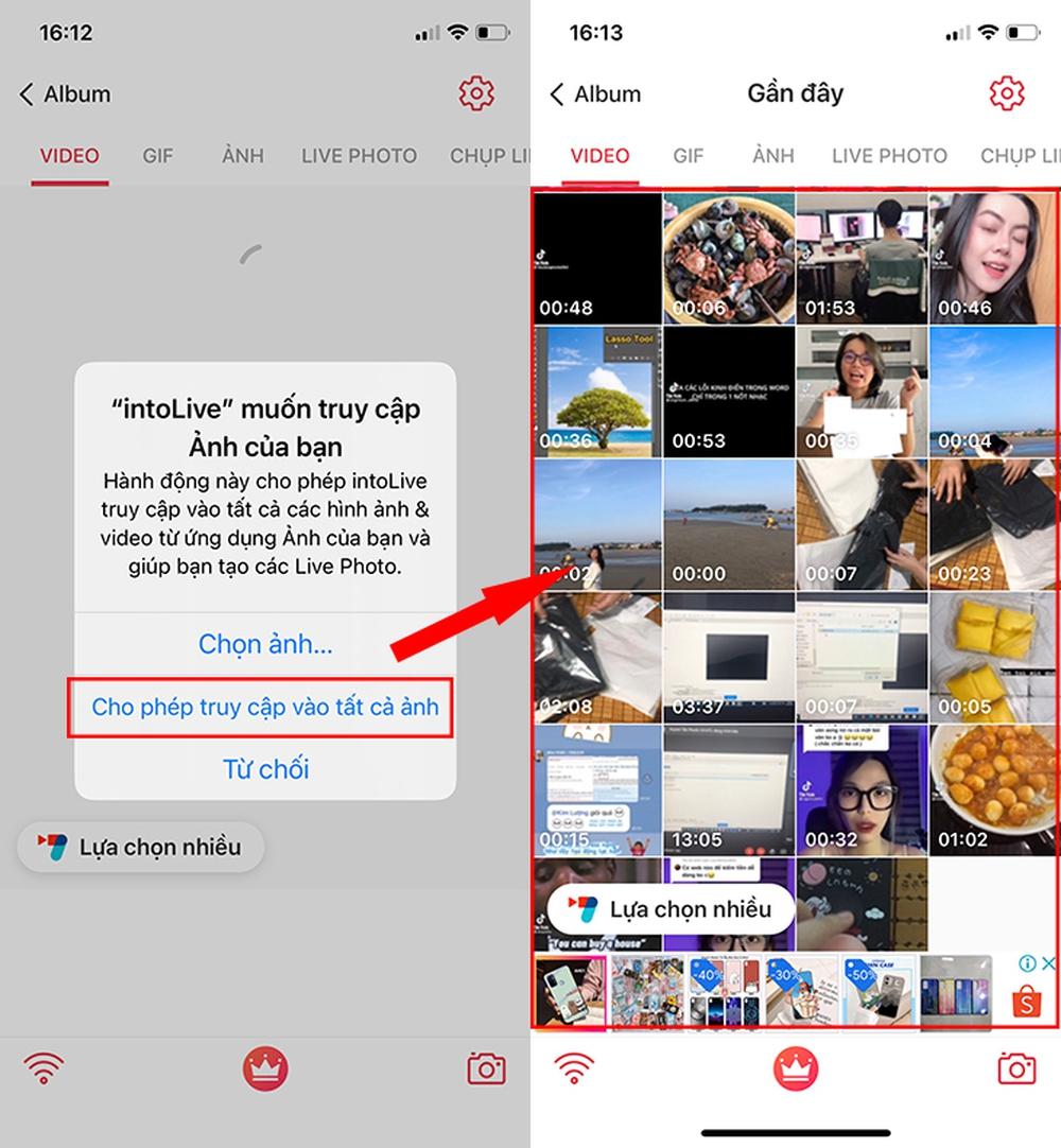 5 Cách đặt video làm hình nền điện thoại iPhone cực độc và đẹp - Ảnh 5.