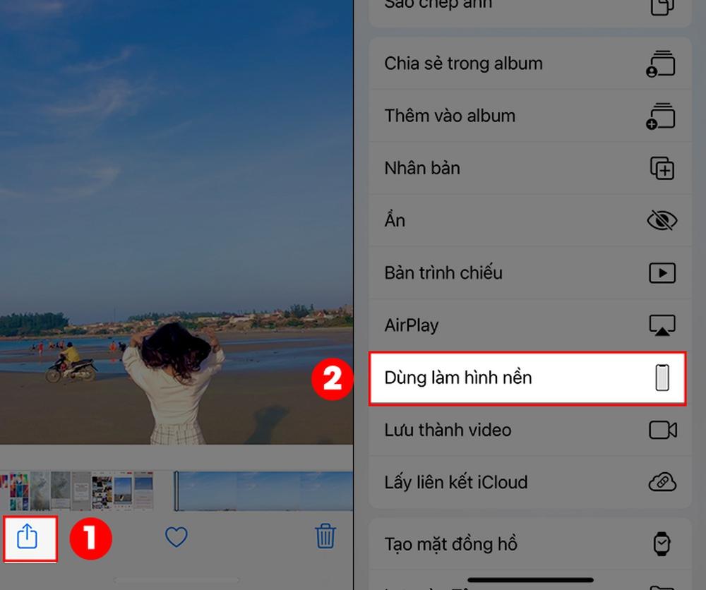 5 Cách đặt video làm hình nền điện thoại iPhone cực độc và đẹp - Ảnh 8.