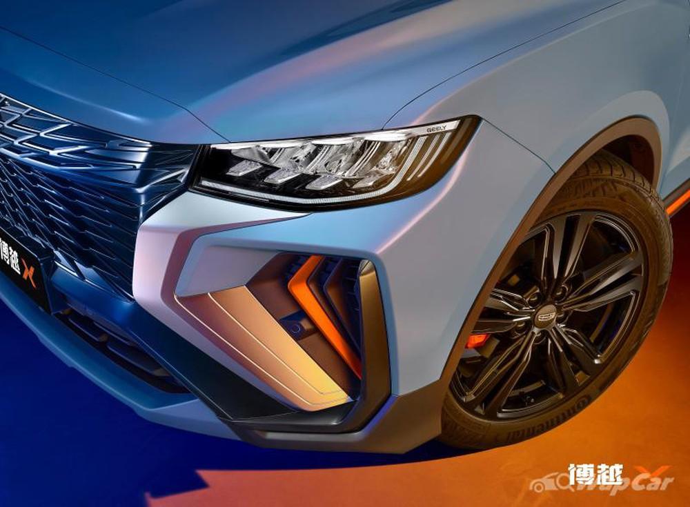 Ô tô Trung Quốc sang như Lexus, nhưng giá rẻ không ngờ - Ảnh 2.