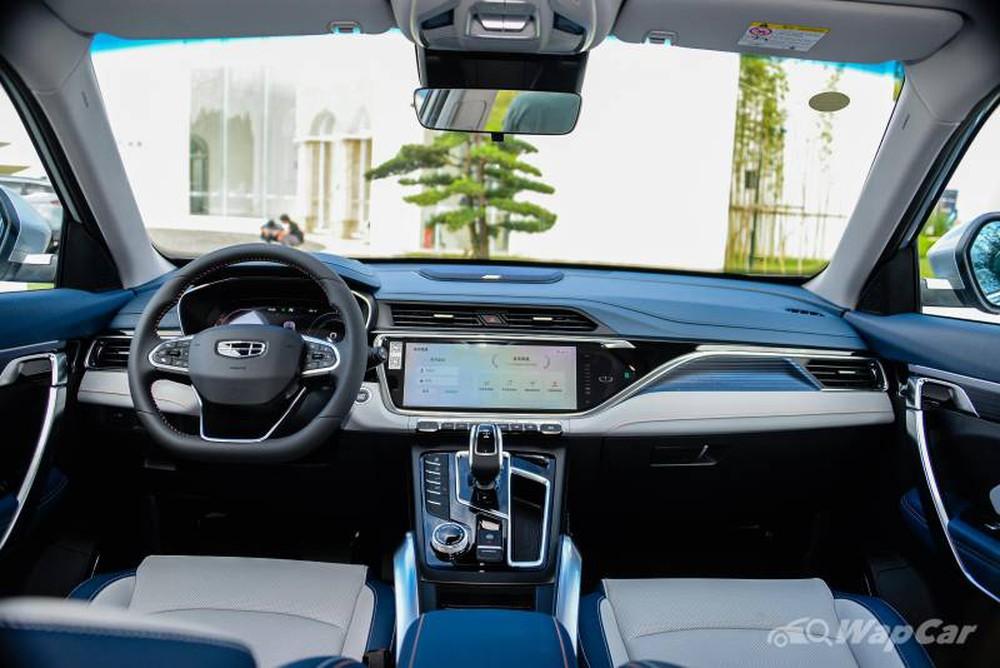 Ô tô Trung Quốc sang như Lexus, nhưng giá rẻ không ngờ - Ảnh 6.