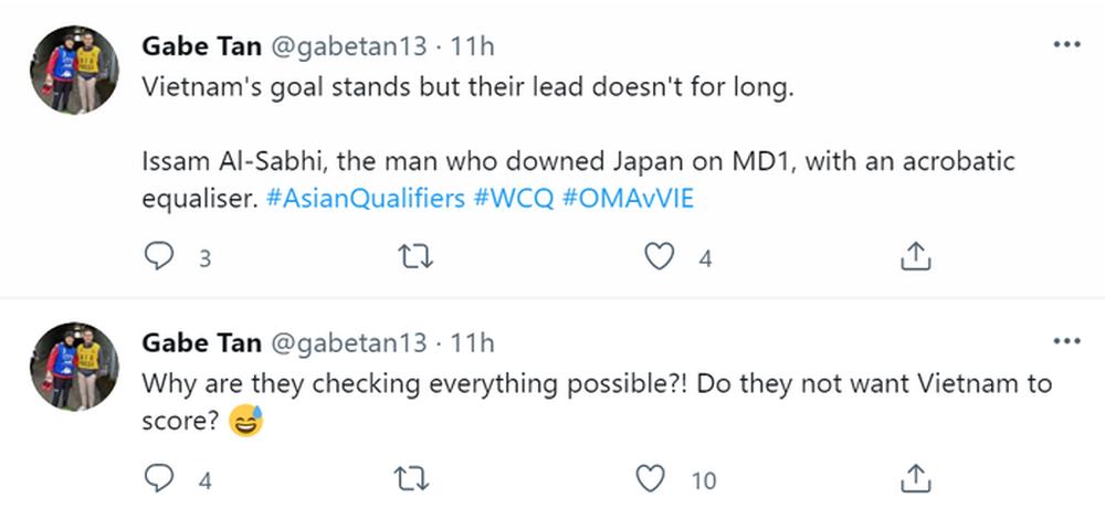 Chuyên gia nước ngoài mỉa mai tổ VAR trận ĐT Oman vs ĐT Việt Nam: Họ cần được trả tiền làm thêm giờ vì kiểm tra tất cả mọi thứ - Ảnh 1.