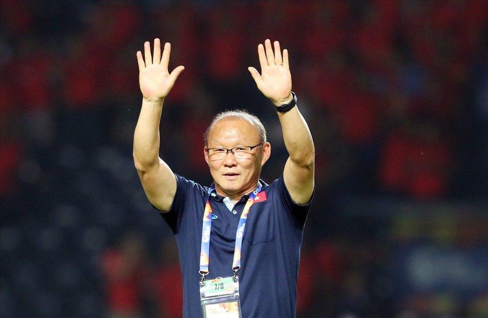 HLV Park chia tay ĐT Việt Nam sang UAE dẫn dắt U23 - Ảnh 1.