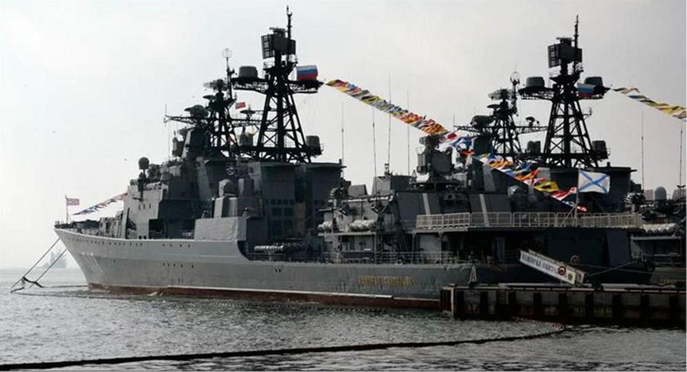 Tàu được mệnh danh Bộ tham mưu chiến tranh giữa các vì sao của Nga có gì? - Ảnh 2.