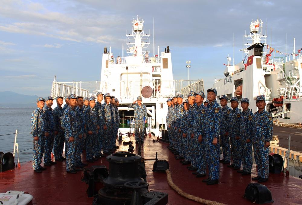 Tàu 381 - chiến hạm hiện đại đầu tiên do Việt Nam thiết kế, đóng mới - Ảnh 5.