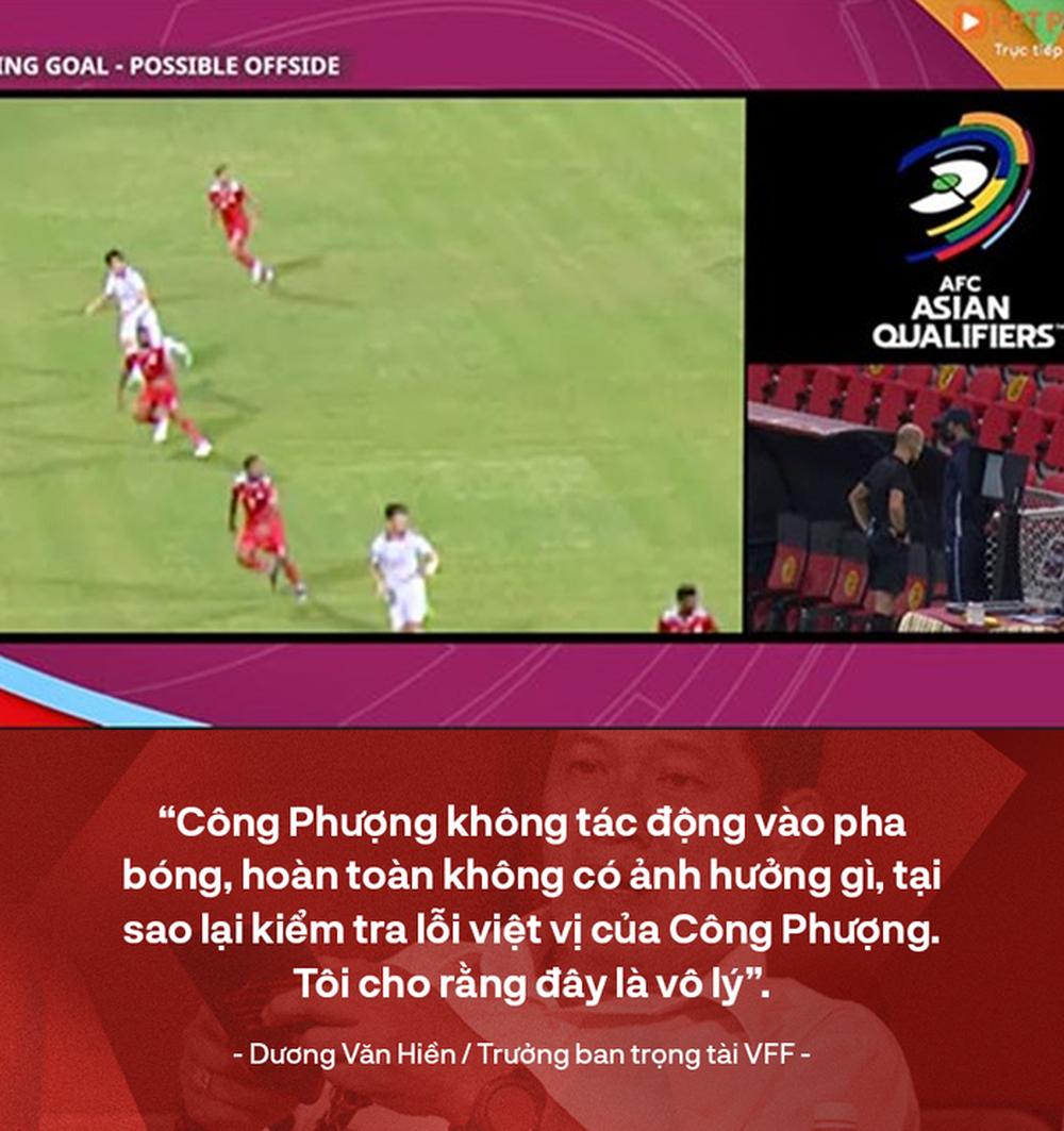 Chuyên gia nước ngoài mỉa mai tổ VAR trận ĐT Oman vs ĐT Việt Nam: Họ cần được trả tiền làm thêm giờ vì kiểm tra tất cả mọi thứ - Ảnh 3.