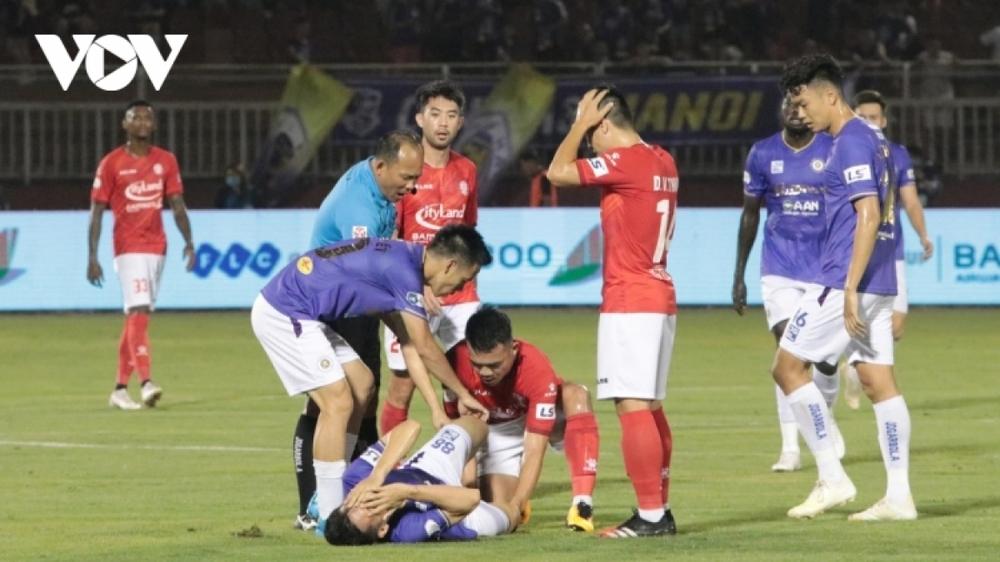 ĐT Việt Nam khóc hận vì VAR: Nỗi buồn từ V-League mà ra? - Ảnh 3.