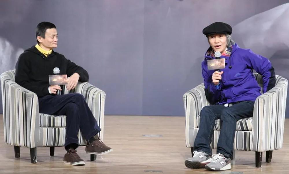 Bị Châu Tinh Trì hỏi khó anh thích nữ diễn viên nào nhất, Jack Ma đáp trả một câu cho thấy EQ hơn người: Càng nghĩ càng phải gật gù! - Ảnh 4.