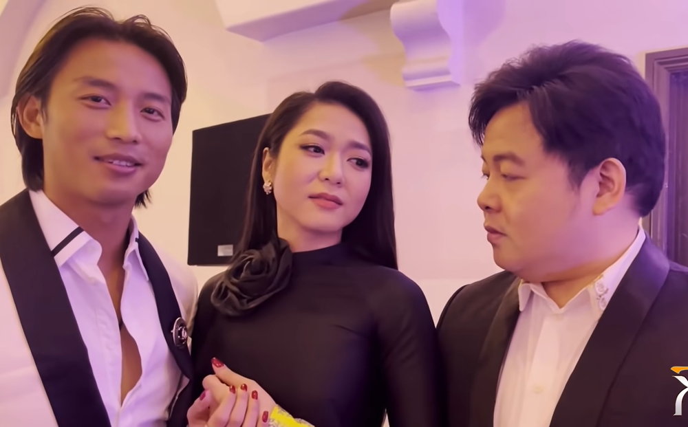 """Bị Quang Lê gạ """"3 đứa mình yêu nhau đi"""", Đan Nguyên sợ hãi: Ghê quá!"""