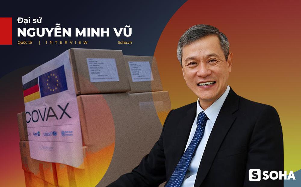 """Chuyện """"gỡ nút thắt"""" và những lý do đặc biệt sau việc Đức viện trợ cho Việt Nam lượng vaccine Covid-19 nhiều nhất EU"""