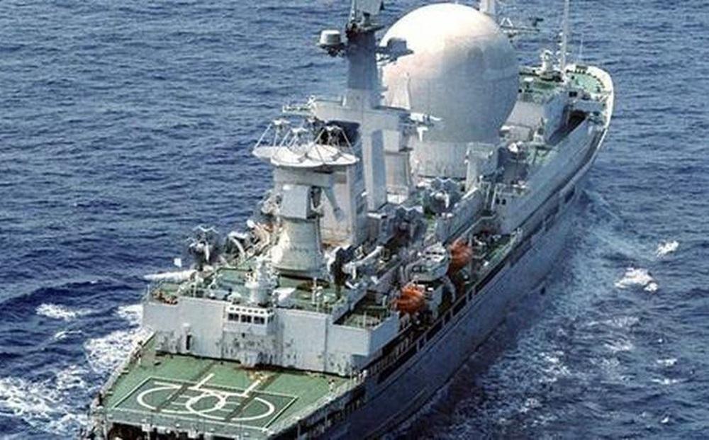 Tàu được mệnh danh 'Bộ tham mưu chiến tranh giữa các vì sao' của Nga có gì?