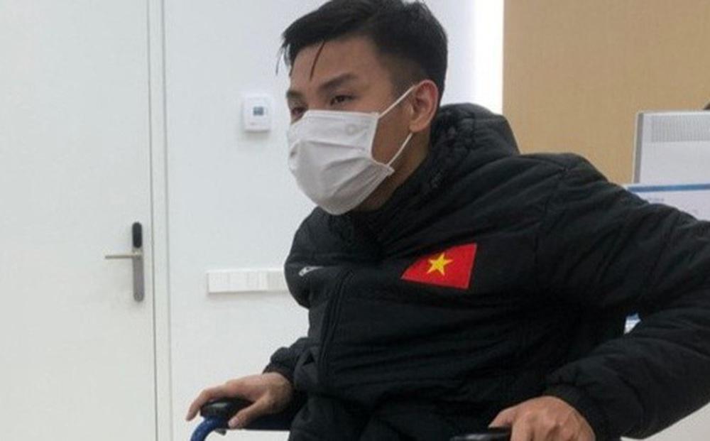 Tuyển thủ futsal Vũ Đức Tùng nhận tin vui về chấn thương, sự nghiệp ít bị ảnh hưởng